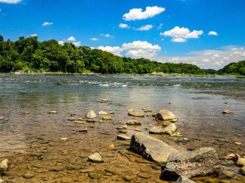 Scott's Run Nature Preserve Hiking Review