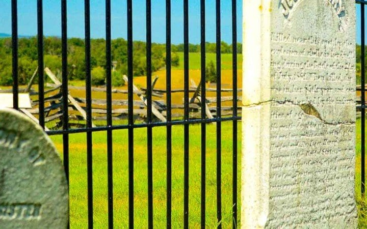 Henry House - Manassas National Battlefield Park