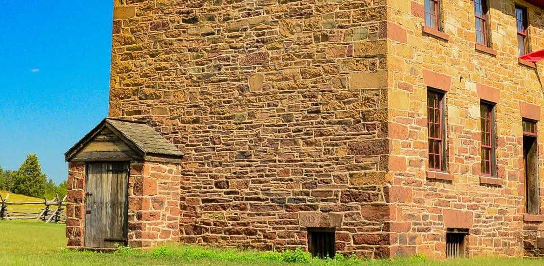 Stone House – Manassas National Battlefield Park