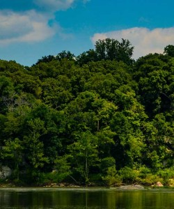 billy goat b trail hiking review - potomac river