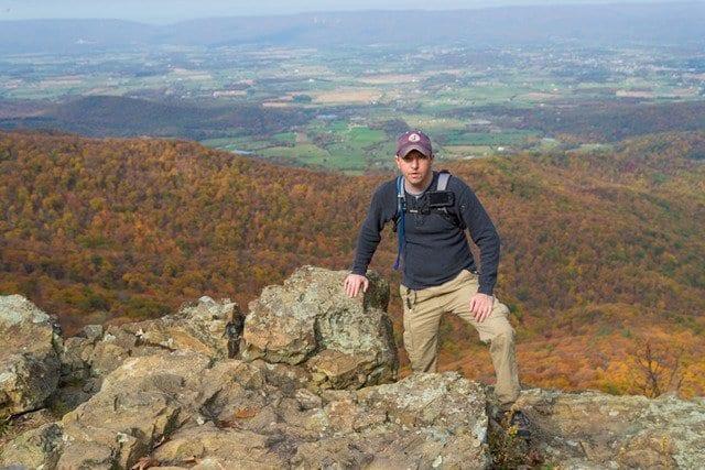 Christopher Berry - Little Stony Man Mountain - Clear Landing