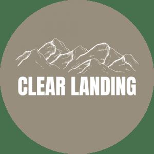 clear landing logo