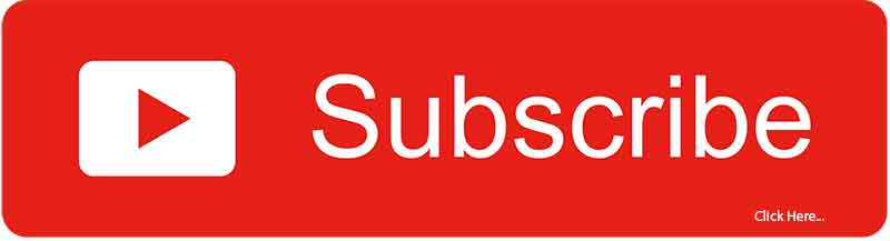 Clear Landing YouTube Subscribe Button