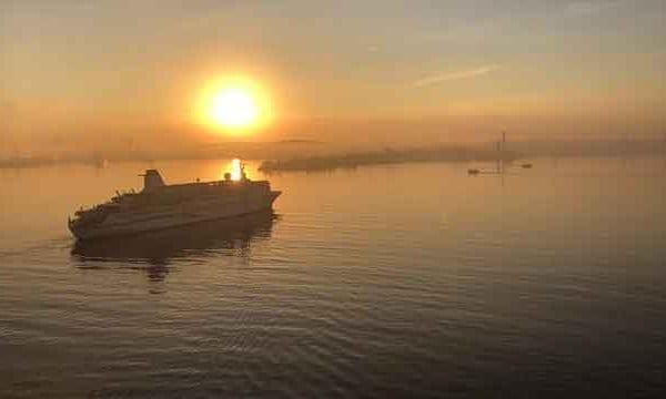 Havana Harbor - Cuba - Clear Landing