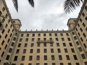 The Hotel Nacional de Cuba (National Cuban Hotel)