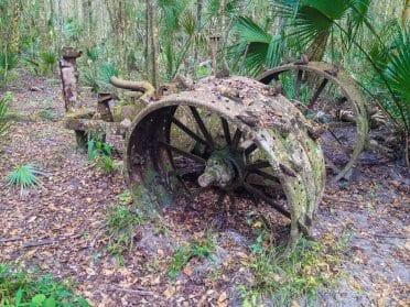 Abandoned Florida Tractor