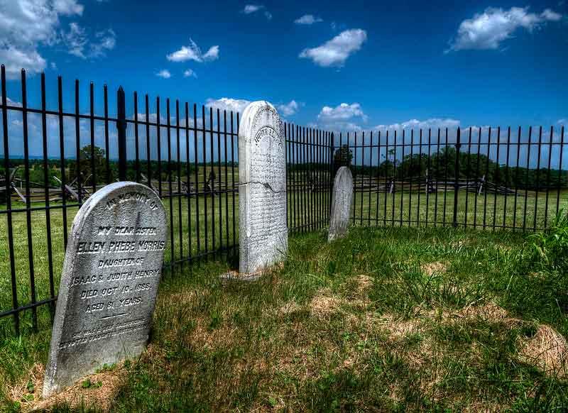 Henry House – Manassas National Battlefield Park