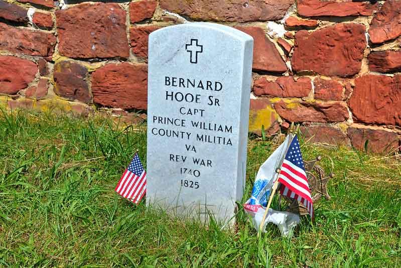 Hooe Family Cemetery – Manassas National Battlefield Park