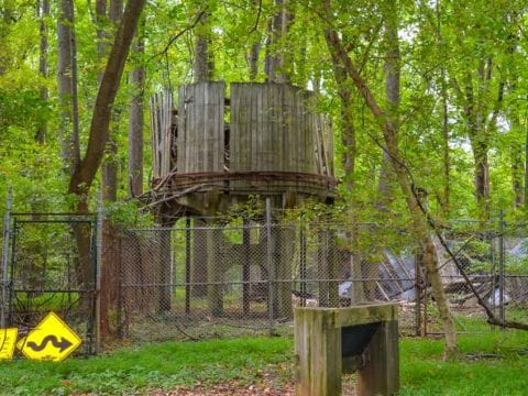 Maryland Mine Ruins – Gold Mine Loop Hiking Review