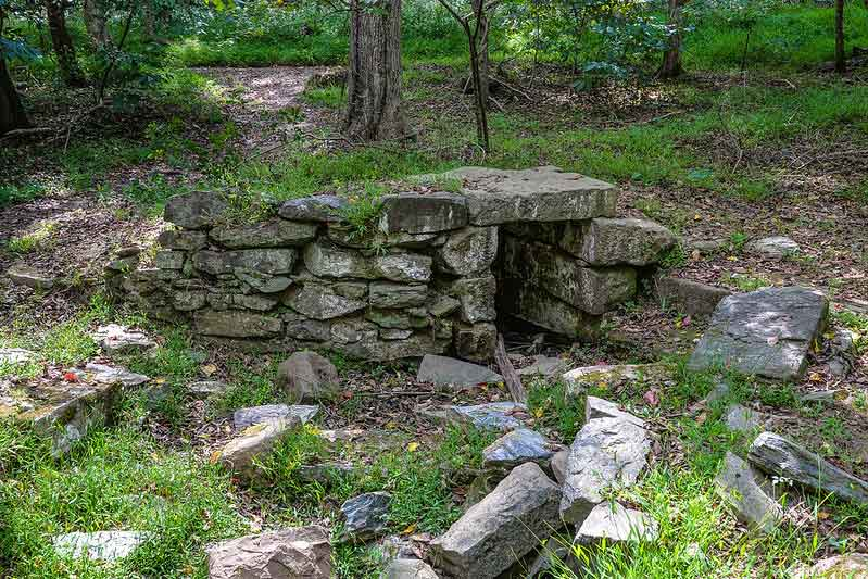 Matildaville Ruins Est. 1790 Hiking Review