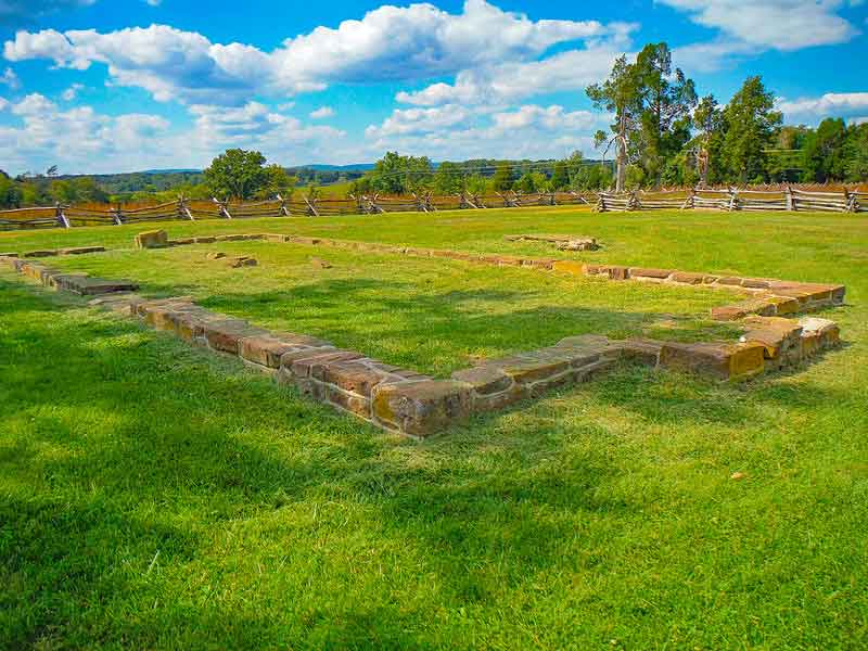 Robinson House – Manassas National Battlefield Park